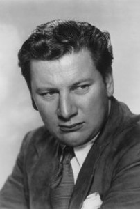 A young Peter Ustinov